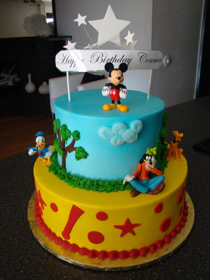 Birthday Cake Images For Little Boy : BOY BIRTHDAY CAKES - Fomanda Gasa